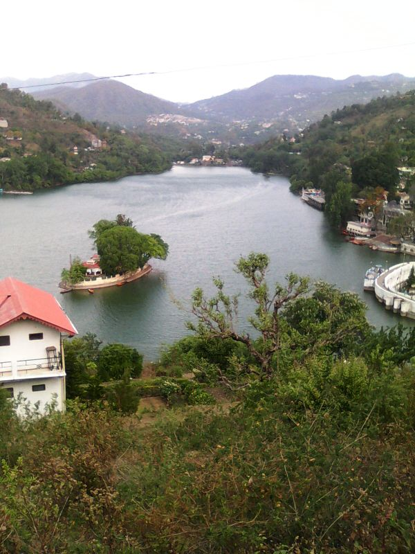 Bhimtal lake uttarakhand