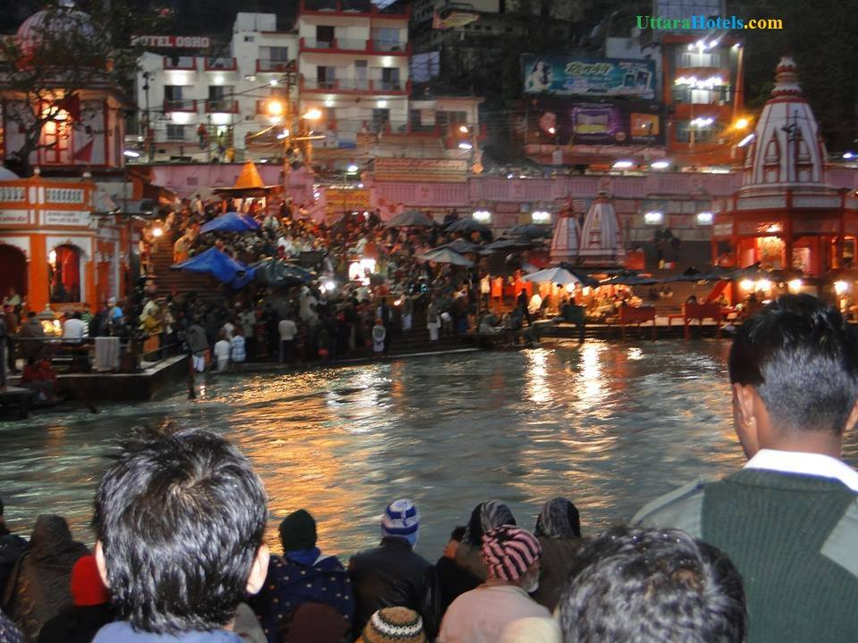 Hridwar Evening Aarti at Har-ki-Pauri